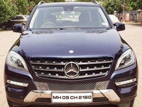 2014 Mercedes Benz M Class ML 250 CDI AT for sale
