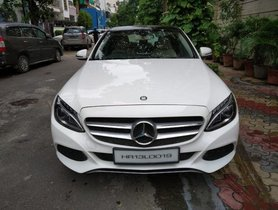 2016 Mercedes Benz C-Class AT for sale at low price