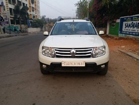 Used Renault Duster MT car at low price