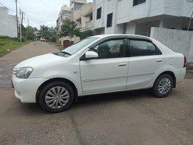 Used Toyota Etios Liva G MT car at low price
