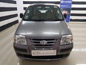 Hyundai Santro Xing GL Plus 2012 MT for sale