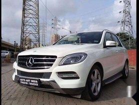 2013 Mercedes Benz M Class MT for sale