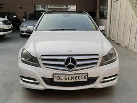 Mercedes Benz C-Class AT 2013 for sale