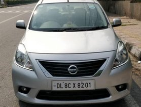 2012 Nissan Sunny  XV MT 2011-2014 for sale at low price