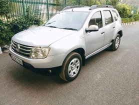 Used Renault Duster 85PS Diesel RxL Option 2013 MT for sale