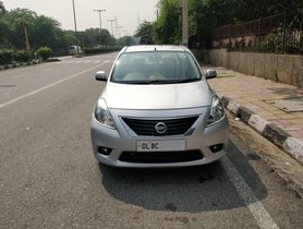 Nissan Sunny 2011-2014 2012 MT for sale