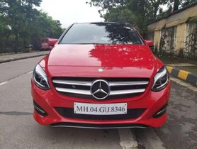 Mercedes Benz B Class 2015 Diesel AT for sale