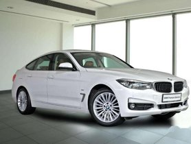 Used BMW 3 Series GT Luxury Line AT for sale  car at low price
