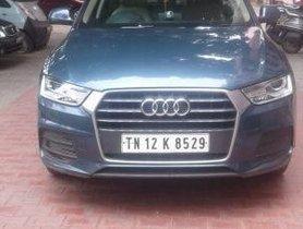 Audi Q3 MT 2016 for sale