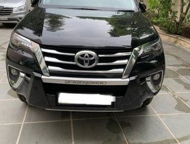 2017 Toyota Fortuner 2.8 4WD MT for sale at low price
