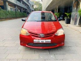 Toyota Etios Liva 1.2 G 2011 MT for sale