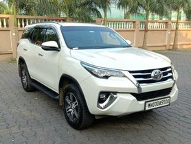 Used Toyota Fortuner 2.8 2WD AT 2018 for sale