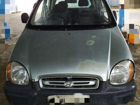 Hyundai Santro 2002 MT for sale