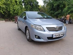 Used 2011 Toyota Corolla Altis VL AT for sale