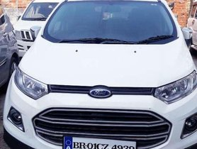 Ford EcoSport Trend Plus 1.5 TDCi, 2017, Diesel MT for sale