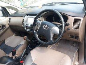 Toyota Innova 2012-2013 2.5 VX (Diesel) 8 Seater MT for sale