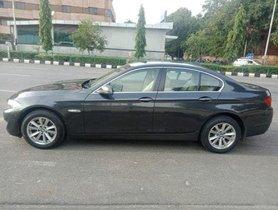 Used BMW 5 Series AT 2013-2017 car at low price