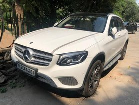 2017 Mercedes Benz GLC AT for sale at low price