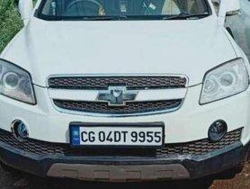 Used 2012 Chevrolet Captiva LT MT for sale
