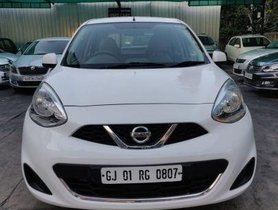 Used Nissan Micra XV CVT AT car at low price