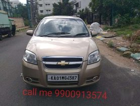 2010 Chevrolet Aveo 1.4 MT for sale