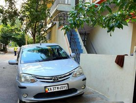 2013 Toyota Etios MT for sale