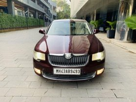 Used Skoda Superb 1.8 TSI AT 2010 for sale