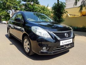 Used Nissan Sunny 2011-2014 Diesel XL 2012 MT for sale