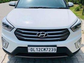 Hyundai Creta 1.6 SX Plus, 2017, Diesel AT for sale