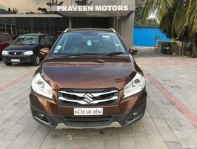 Used Maruti Suzuki S Cross MT car at low price