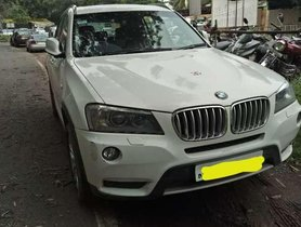 2013 BMW X3 AT for sale at low price