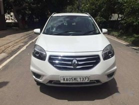 Used 2012 Renault Koleos 4x4 AT for sale