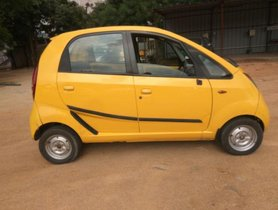 Used Tata Nano LX BSIV MT car at low price