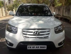 Hyundai Santa Fe 2 WD AT, 2012, Diesel for sale