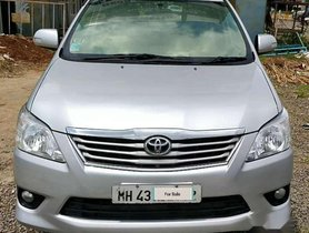 Toyota Innova 2.5 VX 7 STR BS-IV, 2012, Diesel MT for sale