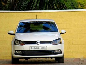 Used 2017 Volkswagen Polo MT for sale