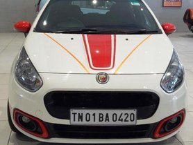 Used 2015 Fiat Abarth Punto MT for sale