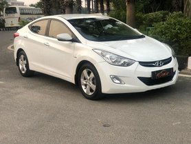 2014 Hyundai Elantra MT for sale at low price