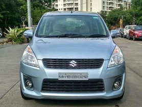 Used Maruti Suzuki Ertiga VXI MT car at low price