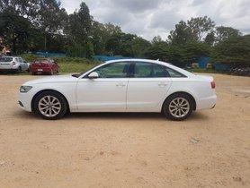 Used Audi A6 AT 2011-2015 car at low price