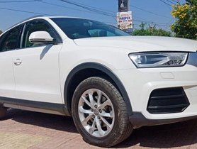 2016 Audi Q3 AT 2012-2015 for sale at low price