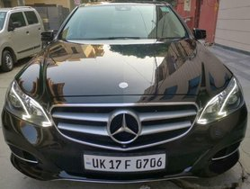 Used Mercedes Benz E-Class 2009-2013 E350 CDI Avantgarde 2017 AT for sale