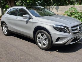 Mercedes-Benz GLA Class 200 D Sport Edition AT for sale