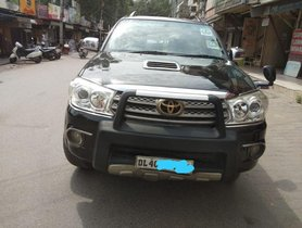 2010 Toyota Fortuner MT for sale at low price
