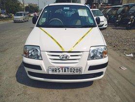 Used Hyundai Santro Xing GL MT  car at low price