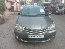 Toyota Etios V MT 2013 for sale