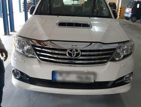 Toyota Fortuner 4x4 AT 2016 for sale