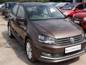 Used Volkswagen Vento 1.6 Highline 2015 MT for sale