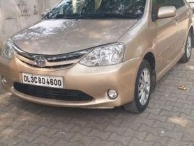 Toyota Etios V 2011 MT for sale