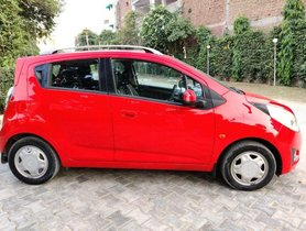 2012 Chevrolet Beat LT MT for sale at low price